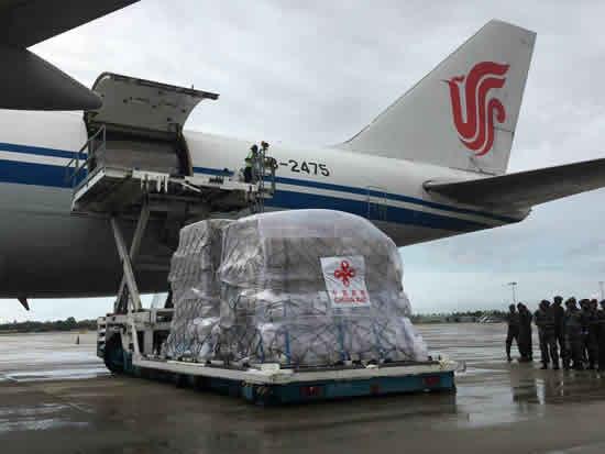 中国国货航_作为中国唯一载旗货运航空公司,国货航曾在印度洋海啸 ...